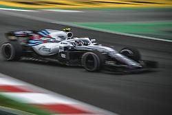 May 13, 2018 - Barcelona, Catalonia, Spain - SERGEY SIROTKIN (RUS) drives during the Spanish GP at Circuit de Barcelona - Catalunya in his Williams FW41 (Credit Image: © Matthias Oesterle via ZUMA Wire)