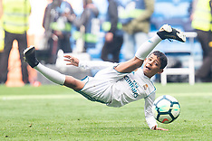 Cristiano Ronaldo Jr plays soccer - 8 April 2018