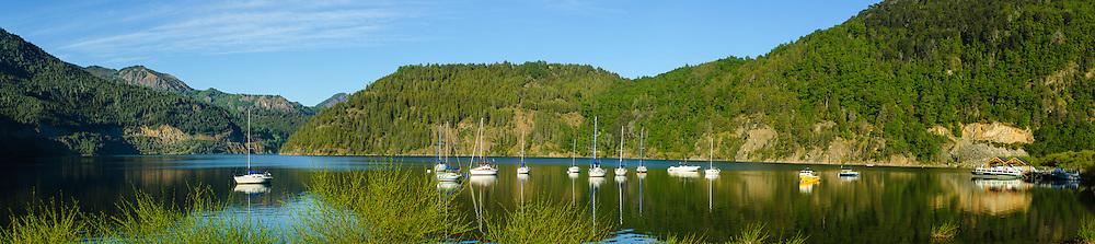 Lago Lacar, San Martin de los Andes, Patagonia, Argentina