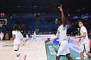 Brown John<br /> Banco di Sardegna Sassari - Happy Casa Brindisi<br /> Zurich Connect LBA Final 8 2020<br /> Quarti di Finale<br /> Pesaro, 14/02/2020<br /> Foto Michele Longo // CIAMILLO-CASTORIA