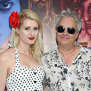Ria Fend is a Actress, Paul McEvoy - Frightfest arrives at Tresor Paris In2ruders - launch at Tresor Paris, 7 Greville Street, Hatton Garden, London, UK 13th September 2018.