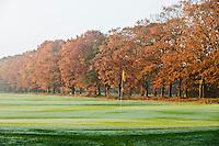LOCHEM - Hole 18.  Herfst op de Lochemse Golfclub, De Graafschap. COPYRIGHT KOEN SUYK