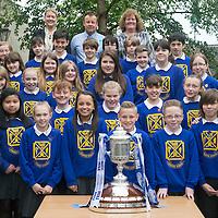 School Visits Scottish Cup