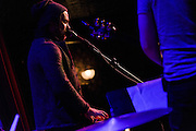 Photos of the Icelandic musician Asgeir Trausti performing live at The Slipper Room, NYC. March 11, 2013. Copyright © 2013 Matthew Eisman. All Rights Reserved.