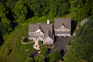 Hoods Mill Road Residence Aerial Photogaphy
