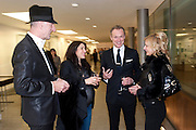 RICHARD STRANGE; LAUREN KEMP; GARY KEMP; ALSION JACKSON, The launch party of HiBrow and A Mighty Big If. ÊThe Crypt. St. Martins in the Fields. London. 24 January 2012<br /> RICHARD STRANGE; LAUREN KEMP; GARY KEMP; ALSION JACKSON, The launch party of HiBrow and A Mighty Big If.  The Crypt. St. Martins in the Fields. London. 24 January 2012