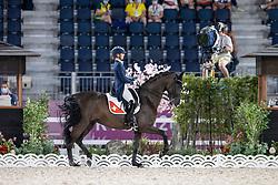 Wettstein Estelle, SUI, West Side Story, 165<br /> Olympic Games Tokyo 2021<br /> © Hippo Foto - Dirk Caremans<br /> 25/07/2021