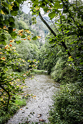 THEMENBILD - Große Raabklamm, aufgenommen am 17. August 2020 in Arzberg, Österreich // Big Raabklammmy, Arzberg, Austria on 2020/08/17. EXPA Pictures © 2020, PhotoCredit: EXPA/ Roland Hackl