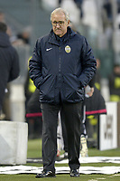 Luigi Delneri,<br /> Torino 06-01-2016, Juventus Stadium, Football Calcio 2015/2016 Serie A, Juventus - Verona, Foto Filippo Alfero/Insidefoto