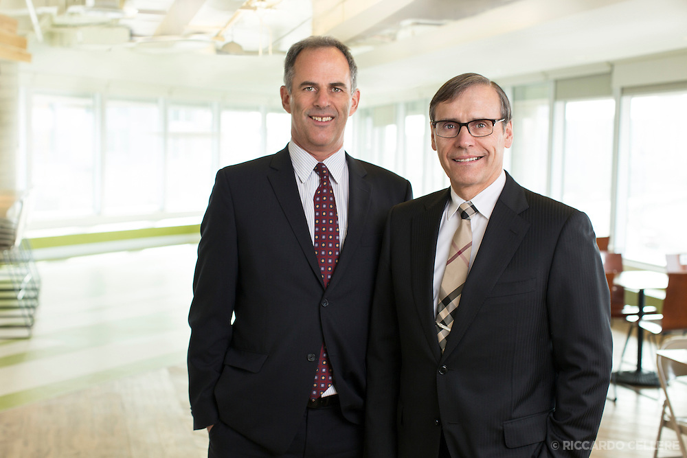 Corporate photography. CEO and Chairman of the Board. 2013.