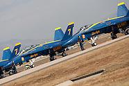 Blue Angels - MCAS Miramar Airshow - 2010 - Featured