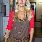 NLD/Amsterdam/20120718 - Boekpresentatie Regina Romeijn 'Vet man, zo'n baby!', Peggy Vrijens