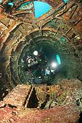 The wrecks of Truk Lagoon : Betty Bomber