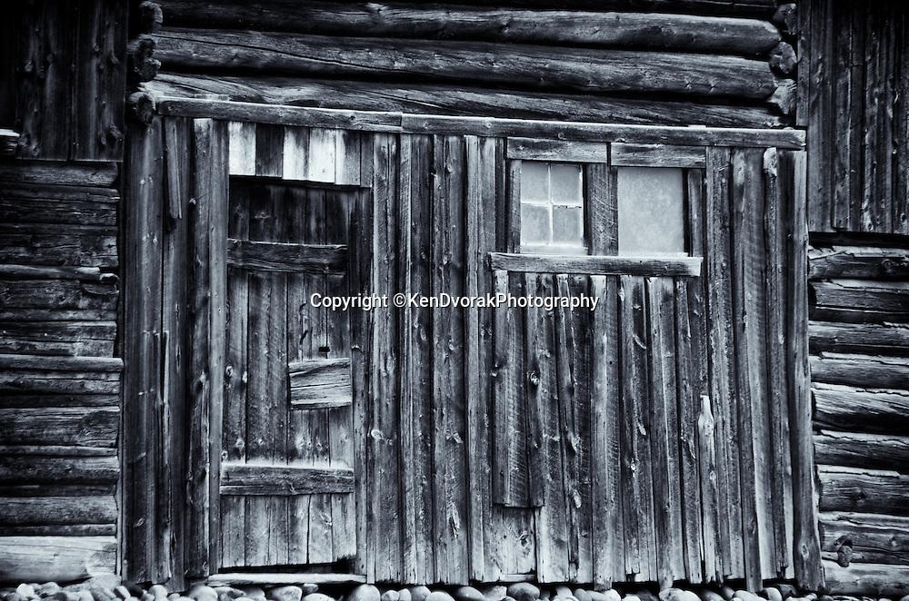 Teton/Yellowstone '13<br />Morman Row Barn<br />Converted to B&W 8/24/13