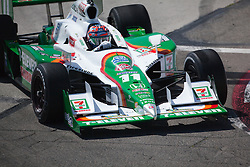 2010 Toyota Grand Prix of Long Beach, Indy car race and ALMS race