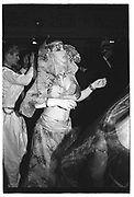 HELEN BORROWS, Sultans Ball. Oxford Town Hall, March 1986