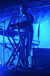 SBTRKT at The Treasure Island Music Festival - San Francisco, CA - 10/13/12