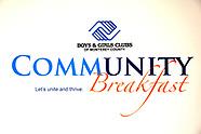 Boys & Girls Breakfast 2018
