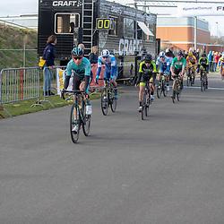 23-03-2019: Wielrennen: Drentse Dorpenomloop: Assen<br />-wielrennen - Assen - Drenthe - KNWU<br />Top tien voor Rick Pluimers (Enter)