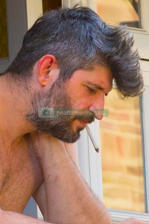 """EXCLUSIVE: George Michael's ex-lover Fadi Fawaz now a squatter at the late star's £5 million home. Fawaz, 45,broke a number of windows at the central London home where he has been squattingsince the singer's death. A workman at a nearby property said: """"There was glass flying everywhere. He went absolutely berserk."""" The jobless squatter has admitted smashing windows atthe house, but bizarrely claimed he was doing home improvements, saying: """"I was renovating. I was changing things around. I can ask when it'll be done and let you know. It's all right, it is all in hand."""" At least nine shattered balcony door panes and three damaged fan lights could be seen from the street, at the house which overlooks Regent's Park. Last year it emerged that George, who died on Christmas Day 2016,had left nothing for on-off lover Fadi in his £96.7million will. 13 Jul 2019 Pictured: Fadi Fawaz. Photo credit: MEGA TheMegaAgency.com +1 888 505 6342"""