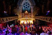 Wedding at Cottiers Theatre, Glasgow.