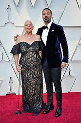 91st Annual Academy Awards - Arrivals. 24 Feb 2019 Pictured: Michael B Jordan. Photo credit: Jaxon / MEGA TheMegaAgency.com +1 888 505 6342