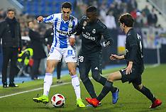 Real Madrid vs CD Leganes - 16 Jan 2019