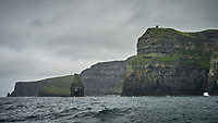 Cliff's of Moher. Image taken with a Leica X2 camera.