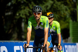 Luka Mezgec of Team Slovenia during Practice session at UCI Road World Championship 2020, on September 25, 2020 in Imola, Italy. Photo by Vid Ponikvar / Sportida