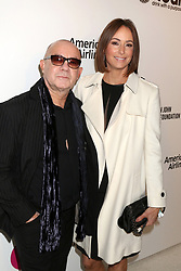 February 24, 2019 - West Hollywood, CA, USA - LOS ANGELES - FEB 24:  Bernie Taupin, Heather Taupin at the Elton John Oscar Viewing Party on the West Hollywood Park on February 24, 2019 in West Hollywood, CA (Credit Image: © Kay Blake/ZUMA Wire)