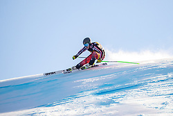 29.12.2018, Stelvio, Bormio, ITA, FIS Weltcup Ski Alpin, SuperG, Herren, im Bild James Crawford (CAN) // James Crawford of Canada in action during his run in the men's Super-G of FIS ski alpine world cup at the Stelvio in Bormio, Italy on 2018/12/29. EXPA Pictures © 2019, PhotoCredit: EXPA/ Johann Groder