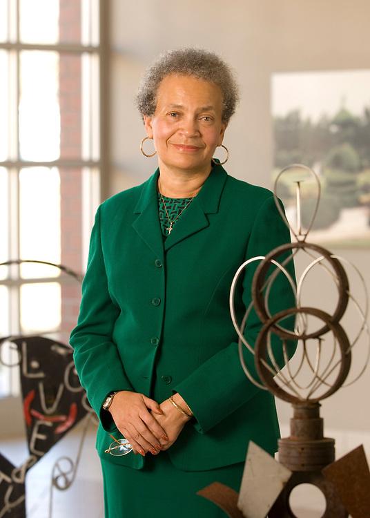 Dr. Elaine J. Copeland, President of Clinton Jr. College