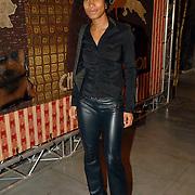 NLD/Amsterdam/20060402 - Modeshow Chick on a Mission Winter 2006, Georgina Kwakye Ameyaw