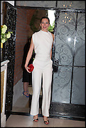 KRISTINA BLAHNIK, The Launch of OSMAN the Collective No.3, hosted by Valeria Napoleone, Kensington. 15 May 2014.