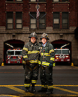 Mike is currently a lieutenant at Ladder 44 in the Bronx, near YankeeStadium. Billy is also a lieutenant in Special Operations Command, dealing with major emergencies.