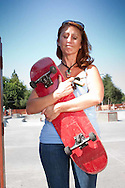 Kimberley Libecki's son was struck and killed while riding his skateboard in Clovis, California.