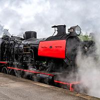 Castlemaine Railway Sation - Victoria - Australia