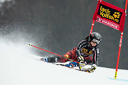 TOMMY Mikaela of Canada competes during the 6th Ladies'  GiantSlalom at 55th Golden Fox - Maribor of Audi FIS Ski World Cup 2018/19, on February 1, 2019 in Pohorje, Maribor, Slovenia. Photo by Vid Ponikvar / Sportida