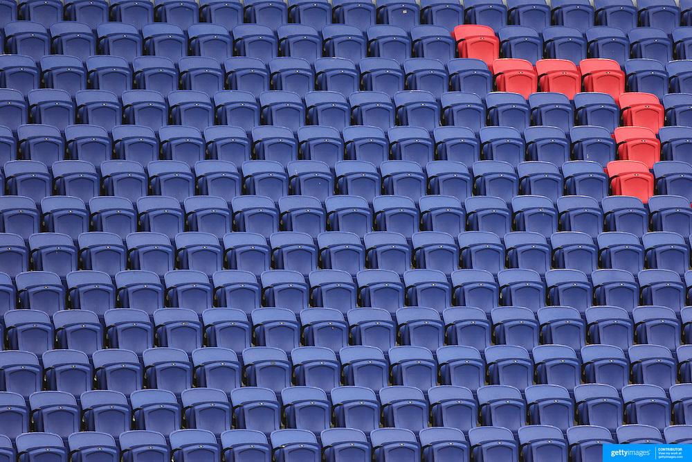 A generic image of Stadium Seating. Photo Tim Clayton