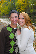 10/14/12 9:28:58 AM - Newtown, PA.. -- Amanda & Elliot October 14, 2012 in Newtown, Pennsylvania. -- (Photo by William Thomas Cain/Cain Images)