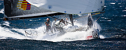 08_005451 © Sander van der Borch. Marseille - FRANCE,  June 4th 2008. AUDI MEDCUP  in Marseille  (2/7 June 2008). Races 4 and 5.