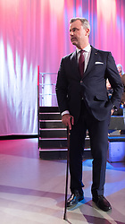 "20.11.2016, Puls4 Wahlarena, Wien, AUT, Puls4 Duell ""Wer wird Präsident"" anlässlich der Präsidentschaftswahl 2016, im Bild FPÖ-Präsidentschaftskandidat Norbert Hofer // Candidate for Presidential Elections Norbert Hofer (Austrian Freedom Party) before television confrontation beetwen top candidates for the austrian presidential elections in Vienna, Austria on 2016/11/20, EXPA Pictures © 2016, PhotoCredit: EXPA/ Michael Gruber"