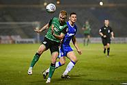 Gillingham v Scunthorpe United 260917