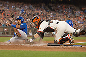 20150825 - Chicago Cubs @ San Francisco Giants