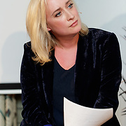 NLD/Amsterdam/20181023 - Boekpresentatie Antoinette Scheulderman, Eva Jinek