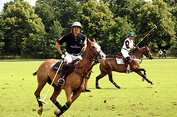 ADOLFO CAMBIASO playing polo at a charity polo match organised by Jaeger Le Coultre at Ham Polo Club, Richmond, Surrey on 29th June 2007.<br />