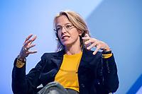 23 NOV 2018, BERLIN/GERMANY:<br /> Julia Jaekel, CEO Gruner + Jahr, Deutscher Arbeitgebertag 2018, Vereinigung Deutscher Arbeitgeber, BDA, Estrell Convention Center<br /> IMAGE: 20181123-01-357<br /> KEYWORDS: Julia Jäkel