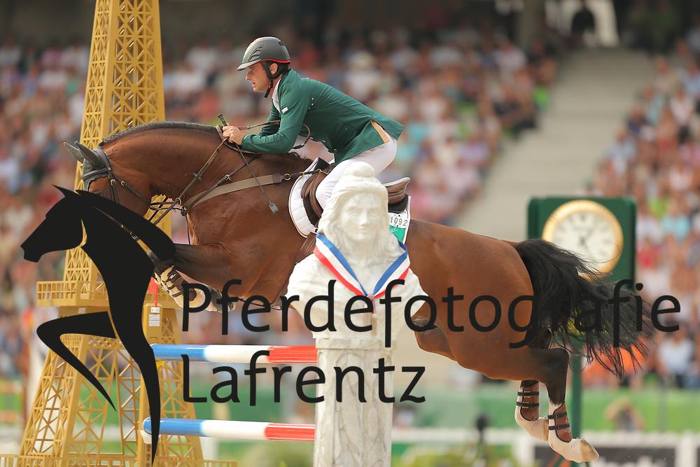 Lynch, Denis, All Star<br /> Normandie - WEG 2014<br /> Springen - Finale III<br /> © www.sportfotos-lafrentz.de/ Stefan Lafrentz