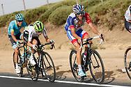 Thibaut Pinot (FRA - Groupama - FDJ), during the UCI World Tour, Tour of Spain (Vuelta) 2018, Stage 9, Talavera de la Reina - La Covatilla 200,8 km in Spain, on September 3rd, 2018 - Photo Luis Angel Gomez / BettiniPhoto / ProSportsImages / DPPI
