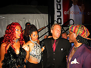 The CHIC Band (Nile Rodgers, Sylver Logan Sharp & Audra Lomax) And Michael Bolton.Smock Magazine Launch Party.South Street Seaport.New York, NY.June 26, 2001.Photo By CelebrityVibe.com..